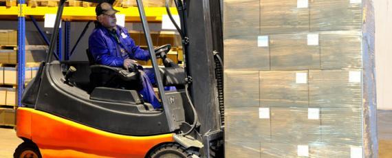 Водій автонавантажувача 7 тонн - одна з найпривабливіших професій