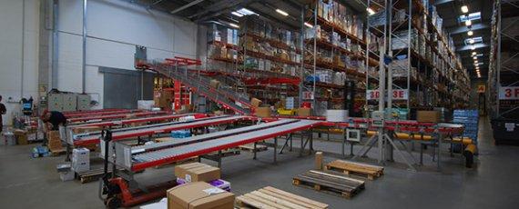 Office Depot - продаж канцелярських товарів. Партнер компанії WORKINTENSE