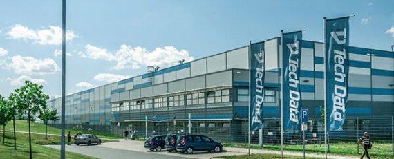 Робота в Чехії. Логістичний центр Tech Data Distribution - партнер WORKINTENSE